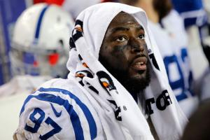 Colts' Arthur Jones suspended four games for PEDs