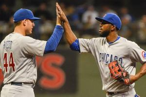 Three Strikes: Fowler's return sparks Cubs