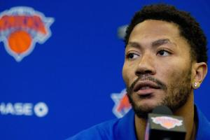 Derrick Rose: Knicks, Warriors are the superteams
