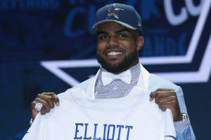 Ezekiel Elliott denies domestic violence report