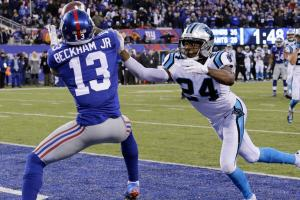 Norman on Beckham Jr.: A catch made him relevant