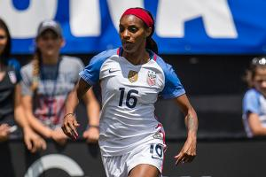 Watch: Dunn and Pugh score early for USWNT