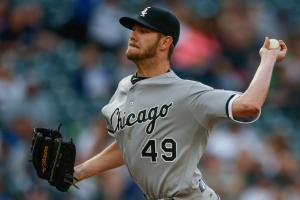 White Sox suspend Chris Sale for jersey incident