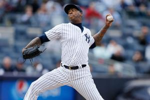Chapman gives Cubs' title hopes huge boost