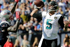 Fantasy football profile: Blake Bortles, QB, Jags