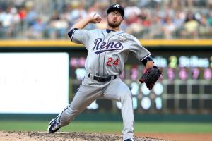Diamondbacks call up top prospect Braden Shipley