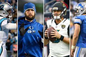 The MMQB's Quarterback Fantasy Rankings