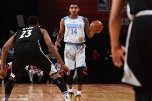 Gary Harris putting NBA defenses on notice