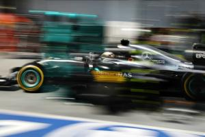 Hamilton comes up big at F1 Hungarian Grand Prix