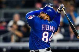 Prince Fielder out for the season