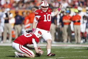 Badgers kicker will wear No. 27 in honor of Foltz
