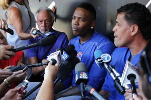 Chapman doesn't remember talking off-field behavior