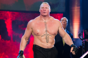 Brock Lesnar will return to WWE on Raw next week