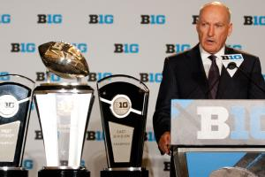Big Ten commissioner Delany hints at end of tenure