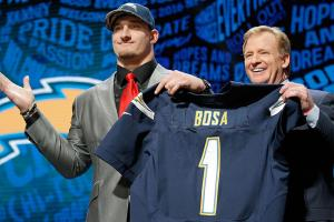 Joey Bosa contract talks remain uncertain