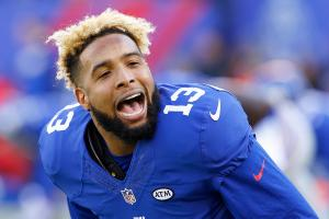 WATCH: Odell embarrasses kid with one-handed catch