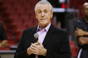 Pat Riley toes the line between winning and misery