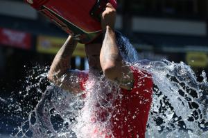 Ice Bucket Challenge funs help discover ALS gene