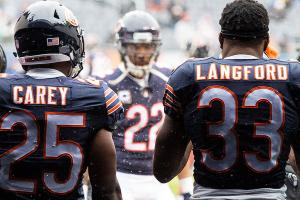 Bears training camp: Replacing Forte a tall task