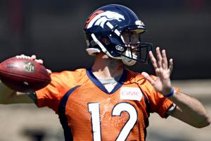 Paxton Lynch says he could earn starting QB job