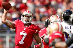 Report: Colin Kaepernick cleared for full practice