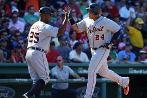 Miguel Cabrera's homer gives Tigers sweep
