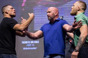 Nate Diaz: Conor McGregor should want to fight me