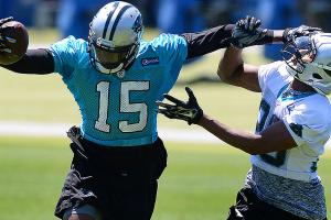 Panthers training camp: Replacing Norman a must
