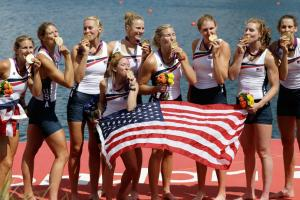 U.S. women's 8 looks to continue Olympic dynasty
