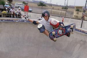 Tony Hawk still soaring, championing skateboarding