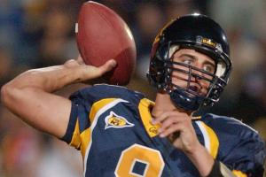 Aaron Rodgers has followed a successful career at Cal with stardom for the Packers.