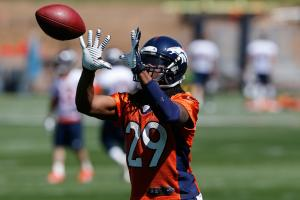 Denver Broncos CB Bradley Roby is working this offseason to make his acumen match his athleticism.