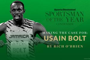 The case for Usain Bolt for Sportsman of the Year