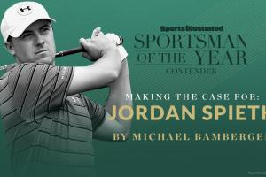 Case for Jordan Spieth for Sportsman of the Year