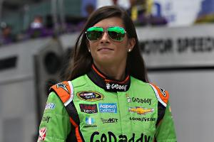 Q&A: Danica Patrick on her year and future