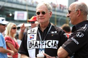 Q&A: David Letterman on IndyCar, its somber finale