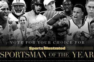Vote now for SI's 2015 Sportsman of the Year award