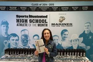 SI High School Athlete of the Month: Sophia Foresta