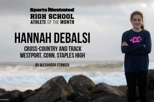 High School Athlete of the Month: Hannah DeBalsi