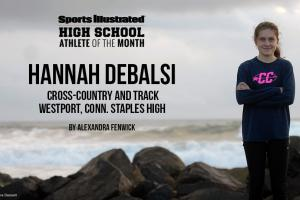 High School Athlete of the Month: Hannah DeBalsi