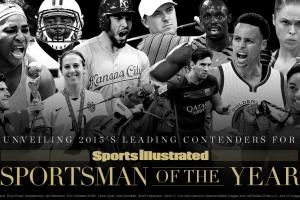 SI unveils 2015 Sportsman of the Year contenders
