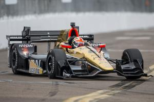 Guest column: IndyCar's James Hinchcliffe