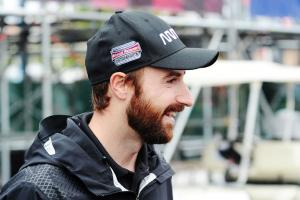 James Hinchcliffe's fight to get back on track