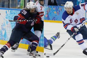 Meet the new First Family of U.S. ice hockey: The Kesse...