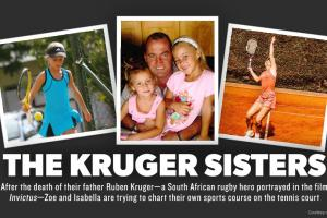 The story of South Africa's Zoe & Isabella Kruger