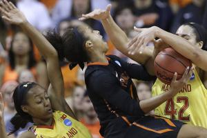 Maryland bounces Princeton, more women's tourney roundu...