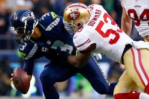 Top NFL inside linebackers; NaVorro Bowman, Derrick Johnson