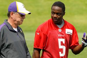 Norv Turner and Teddy Bridgewater are trying to redefine Minnesota's offense.
