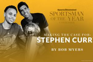 Bob Myers: Why Steph Curry deserves SI's Sportsman