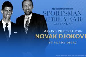 Vlade Divac: Why Djokovic deserves SI's Sportsman